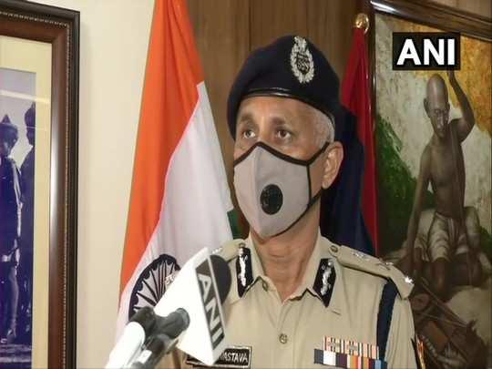 delhi police sn srivastava