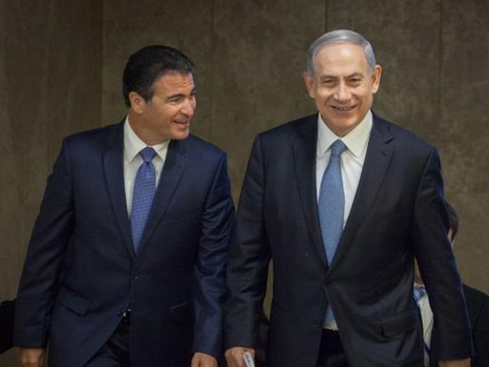 how secret service mossad helps israel to fight coronavirus