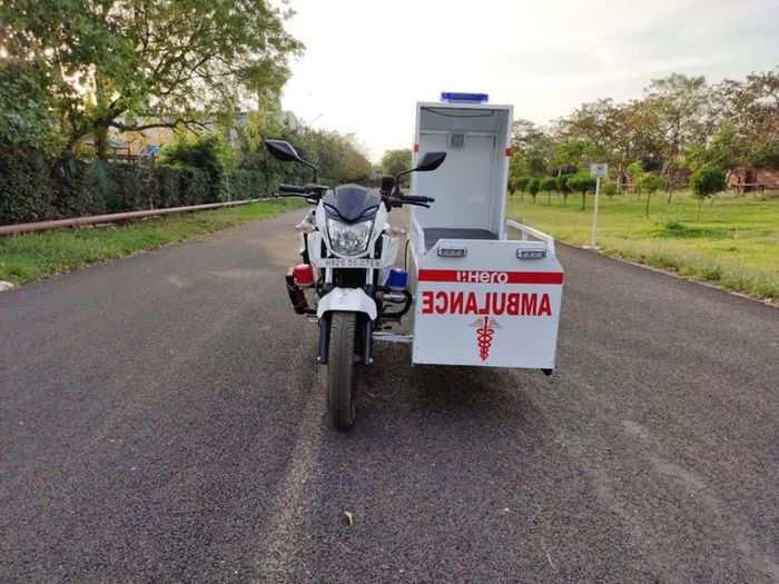 Hero Mobile Ambulance
