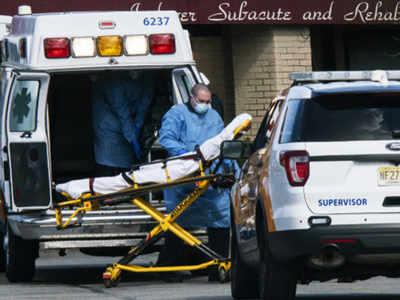अमेरिका में 30 हजार से ज्यादा मौतें