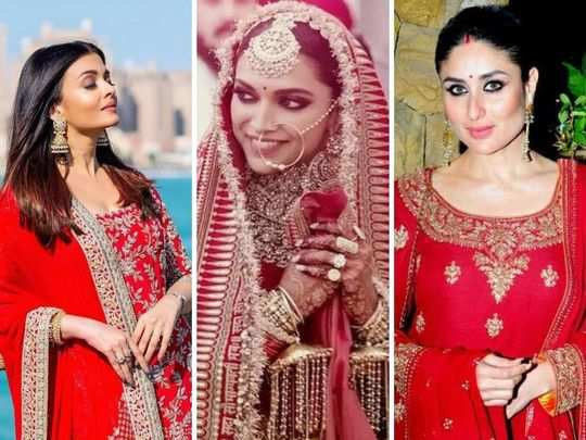 most expensive wedding dress of bollywood actresses
