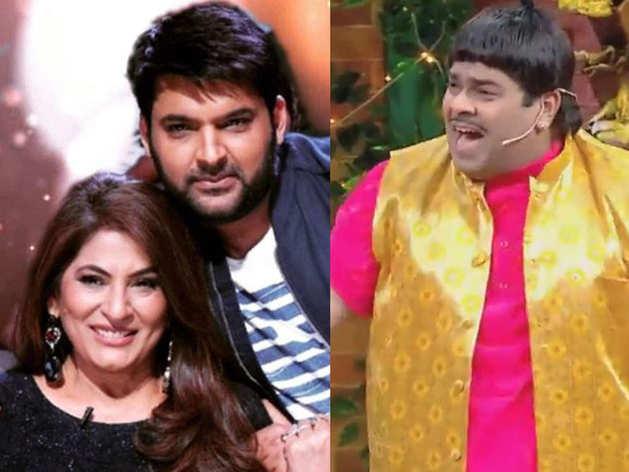 अर्चना पूरन सिंह, कपिल शर्मा और कीकू शारदा