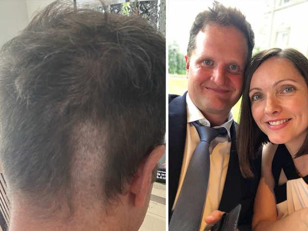 बीवी को उस्तरा पकड़ाना क्रिकेटर को पड़ गया भारी, बालों का किया ऐसा हाल, लोग ले रहे मजे