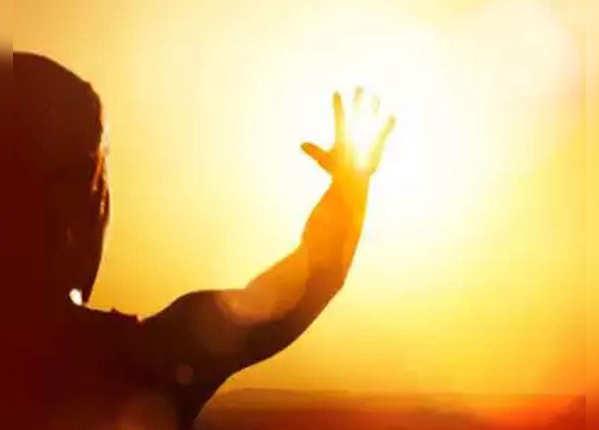 रोशनी का यह असर