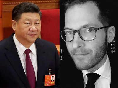 Xi Jinping पर Bild का अटैक