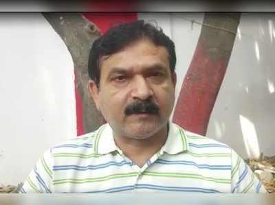 कोटा से अपने बच्चों को वापस पटना लाने वाले बीजेपी विधायक अनिल सिंह