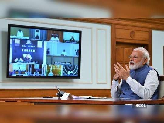 Life In The Era Of COVID-19: PM Nanrendra Modis Pep Talk Amid Lockdown