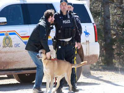 कनाडा के नोवा स्कॉटिया में गोलीबारी