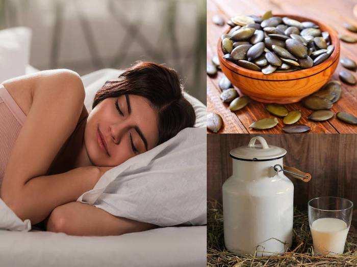 Bedtime Drink For Good Sleep : रात में सोने से पहले जरूर पीएं यह खास Drink , फटाफट आएगी गहरी नींद