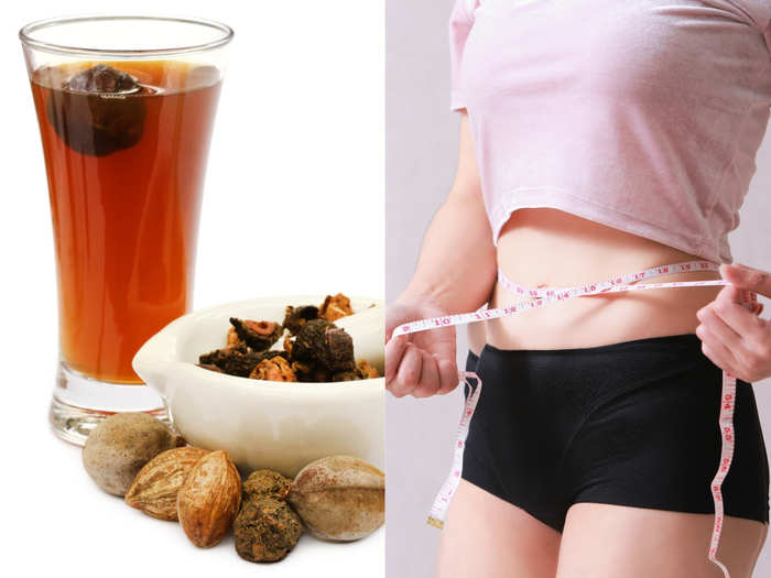 triphala churna tea for weight loss know how does it work in hindi