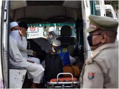 एयू के प्रफेसर समेत 30 जमाती जेल भेजे गए।