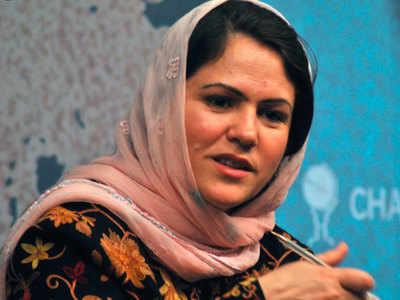 अफगानिस्तान की नेता और महिला अधिकारों की कार्यकर्ता फौजिया कूफी (फोटोः विकीपीडिया)