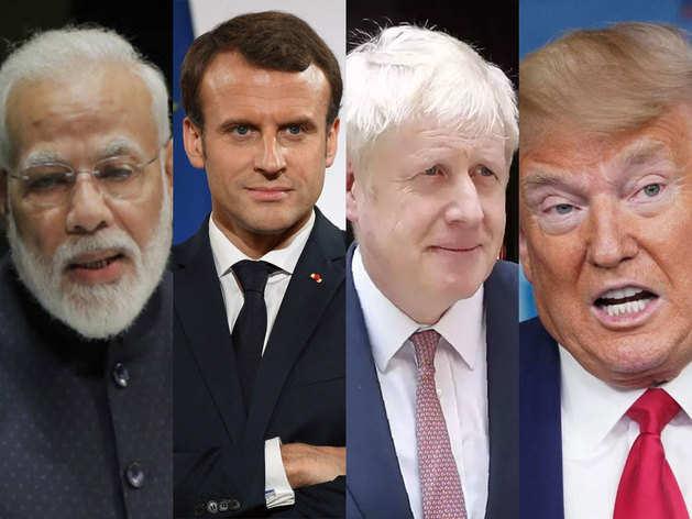 कोरोना संकट पर पहल: मोदी ने ट्रंप, मैक्रों, जॉनसन सबको पछाड़ा, ग्लोबल लीडर्स रेटिंग में सबसे बहुत आगे