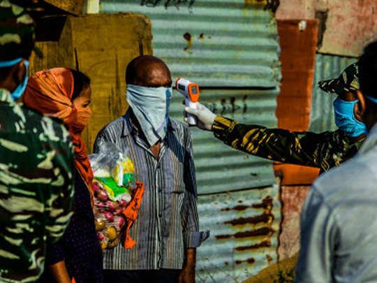 भारत में कोरोना का कहर