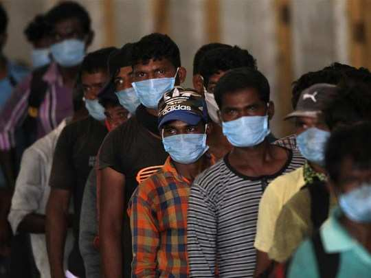 coronavirus in gujarat lowest recovery rate higher corona case and death rate