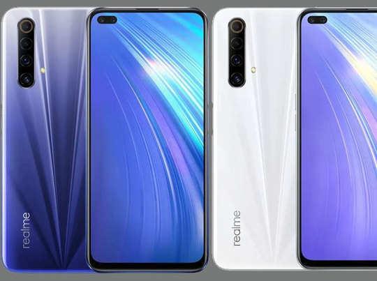 Realme X50m 5G स्मार्टफोन लॉन्च, 2 सेल्फी कैमरे से है लैस
