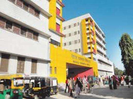MY Hospital, indore