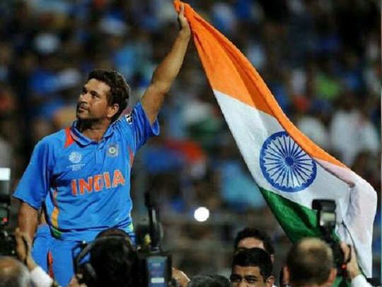 sachin tendulkar 47th birthday, know about his fabulous journey in world cup history