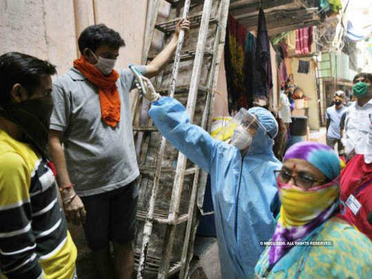 खतरनाक होती जा रही धारावी