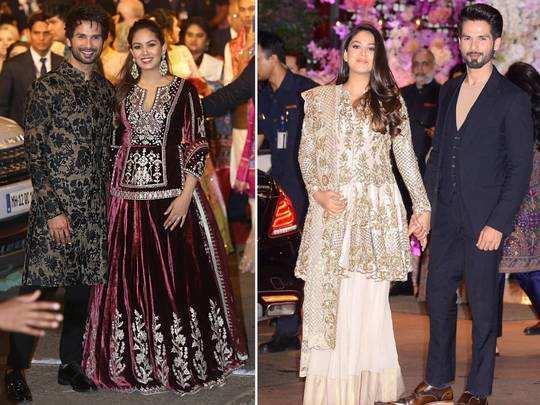 mira rajput kapoor is the new fashionista in b-town