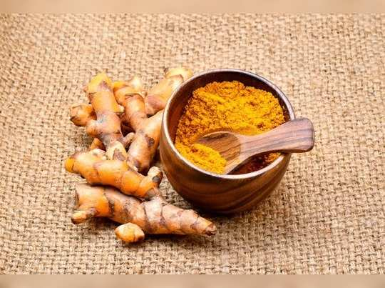 Turmeric to fight period pain