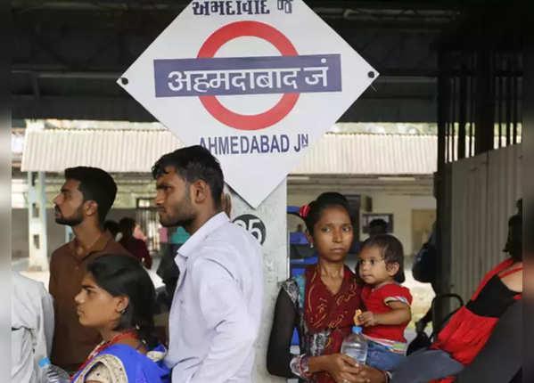 अहमदाबाद पर मंडरा रहा खतरा