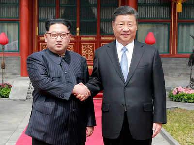 चीन ने कोरिया भेजी मदद