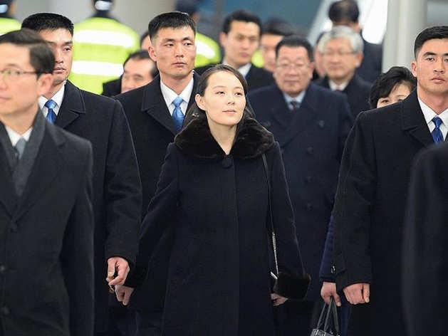 Kim Jong Un Sister: Kim Yo Jong Believed To Be Next Supreme Leader ...