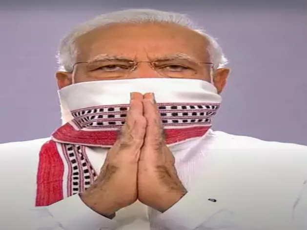 बिहार की इन हस्तियों से पीएम मोदी ने लिया आशीर्वाद, सबने कहा- आपके नेतृत्व में जल्द खत्म होगा कोरोना का कहर