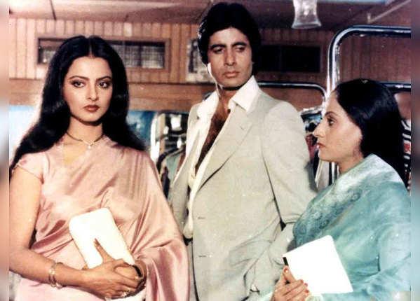 क्या सेट पर जया बच्चन ने रेखा को मारा था थप्पड़?