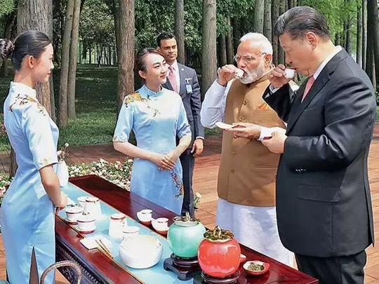 PM MODI CHINA