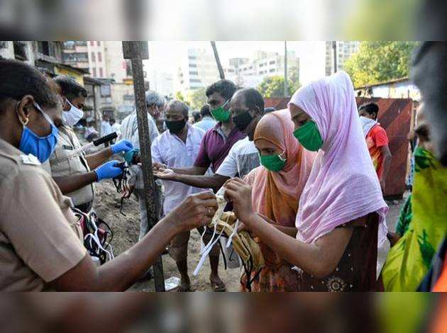 धारावी: कोविड की जांच के लिए 350 क्लीनिक खुले