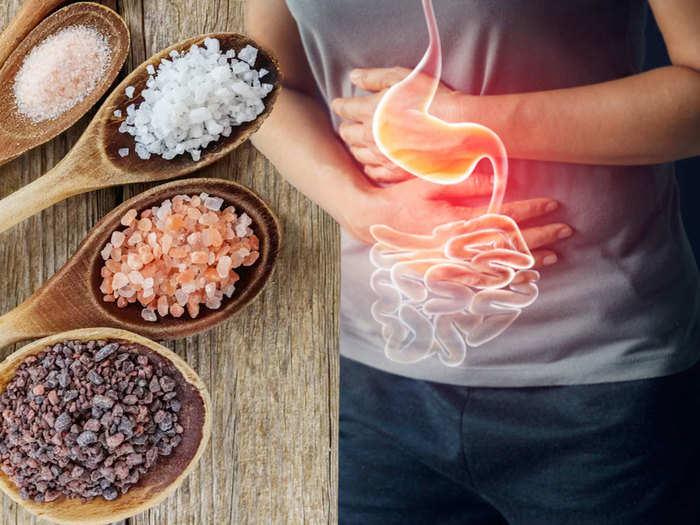 health benefits of black salt or kala namak in hindi