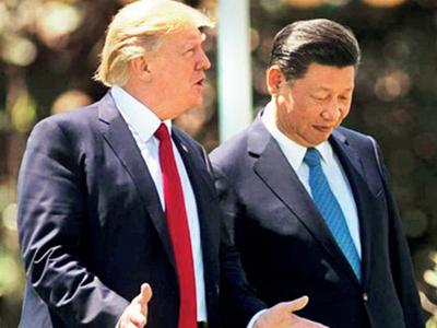 डोनाल्ड ट्रंप ने चीन पर फिर बोला हमला