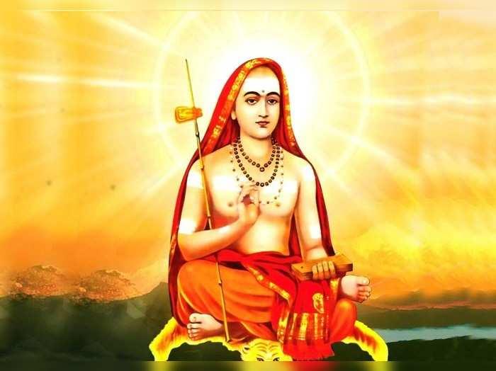 adi shankaracharya jayanti 2020 adi shankaracharya supreme guru of hindu religion