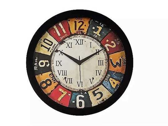 know the right position and direction of wall clock as per vastu shastra