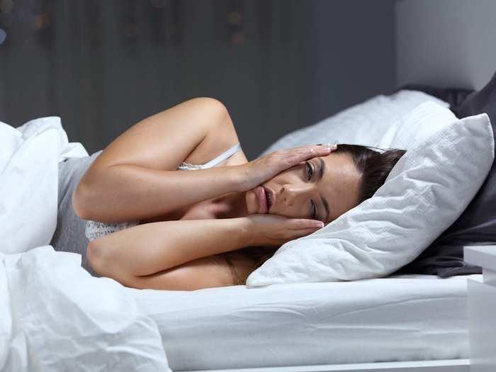 health tips sleep disorders causes how to get sleep early in night in marathi