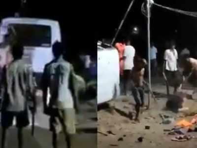 palghar mob lynching: पालघर मॉब लिंचिंग में ...