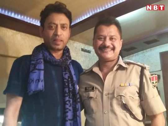 irrfan khan with his friend