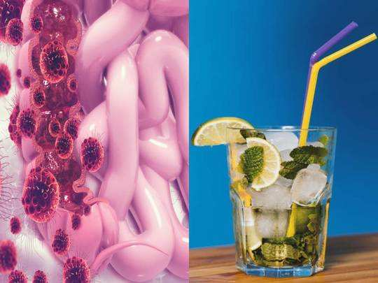 know what is colon infection and use these drinks to cleanse colon and avoid colon infection