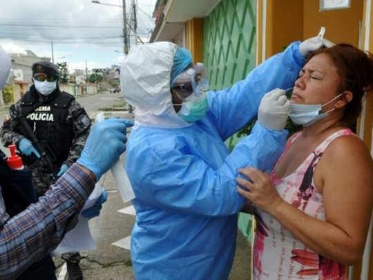 इक्वाडोर में खस्ताहाल है स्वास्थ्य व्यवस्था