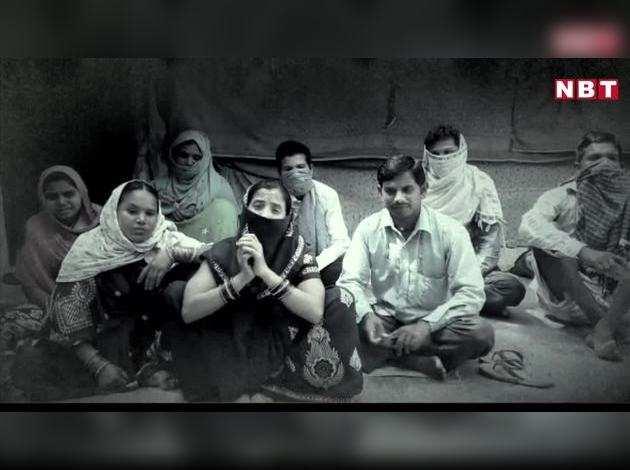 लॉकडाउन में फंसे मजदूरों का आरोप- योगी सरकार नहीं दे रही राशन-खाना