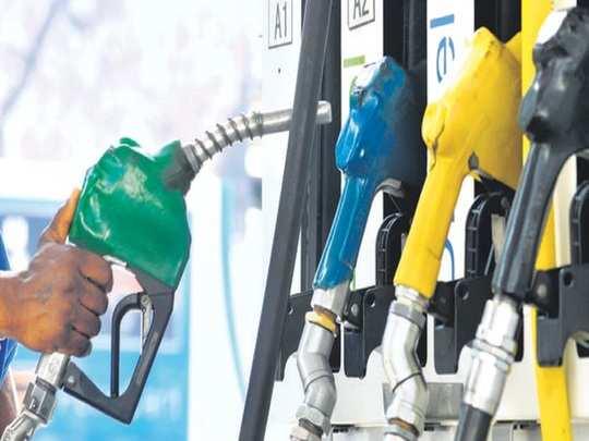 petrol rate in hyd