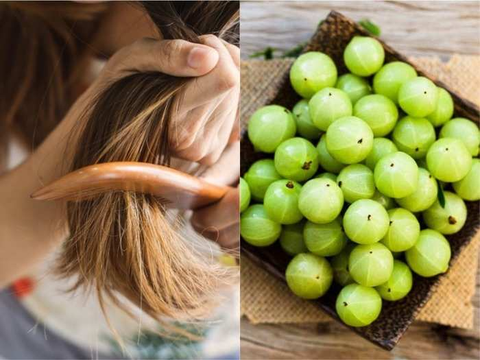 natural hair care tips how to use amla powder for hair problems home remedies for hair fall