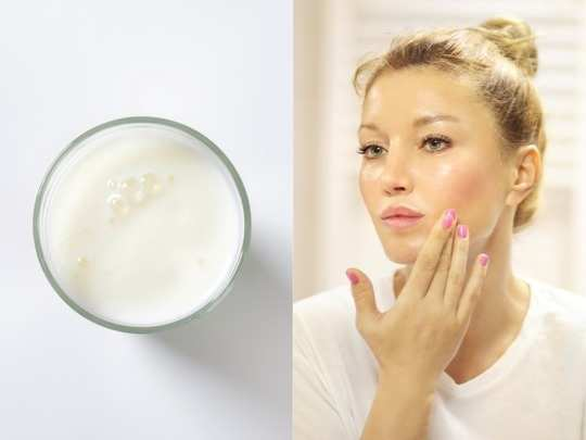 raw milk on face overnight, this is why you need it