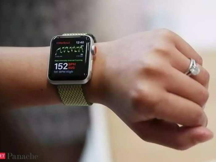 Apple Watch का नया कमाल, ऐसे बचाई महिला की जान