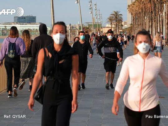 europe prepares to relax lockdown after coronavirus pandemic