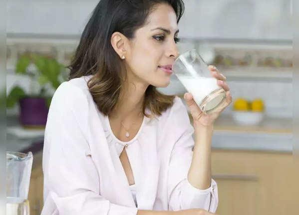 दूध पीने का सही समय