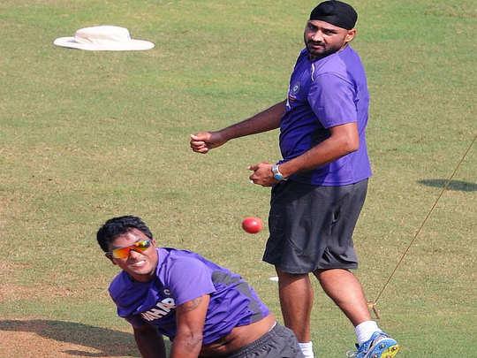 Ashwin-Harbhajan