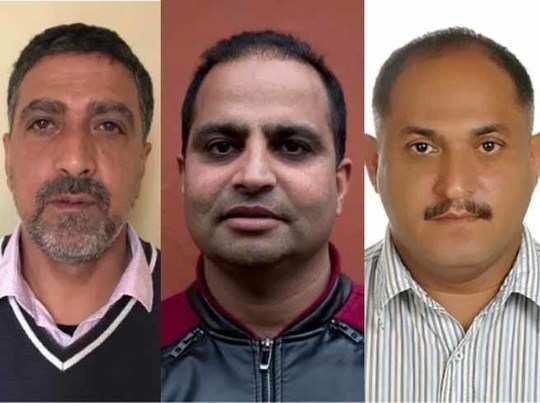 Dar Yasin, Mukhar Khan, Channi Anand